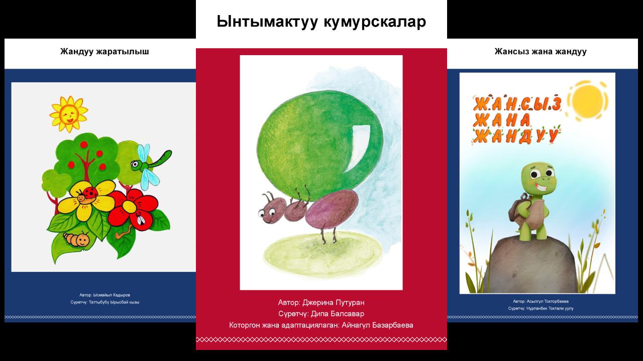 KG books